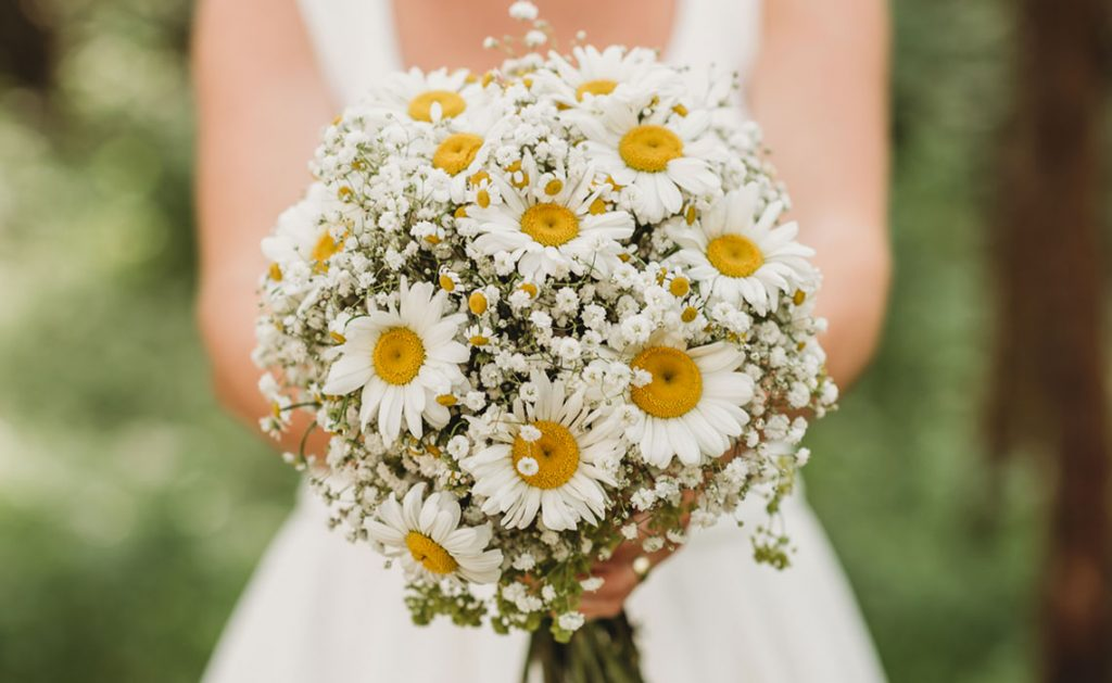 Bouquet Margherite Sposa.Fiori Matrimonio Ad Ogni Sposa Il Suo Bouquet Idee Speciali