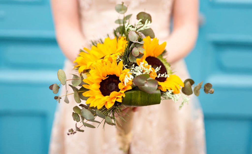 fiori-matrimonio-originali-girasoli